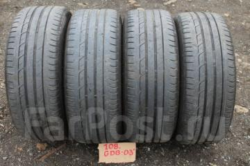 Комплект из 4-х Шина R17 / 225 / 45 bridgestone Turanza t001
