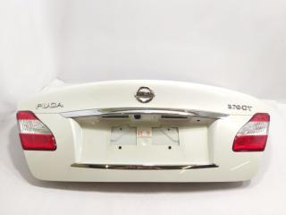 Запчасть крышка багажника Nissan Fuga 2009