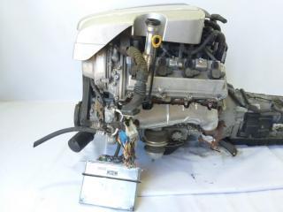 Двигатель Crown Majesta 2005 UZS186 3UZFE