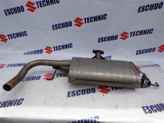 Бочка глушителя Suzuki Grand Vitara Escudo TD54 J20A 2005