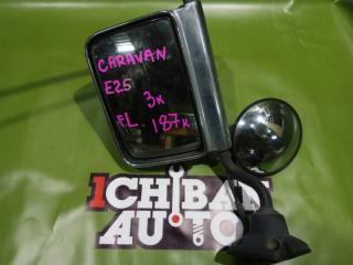 Зеркало бокового вида переднее левое NISSAN CARAVAN E25 QD32