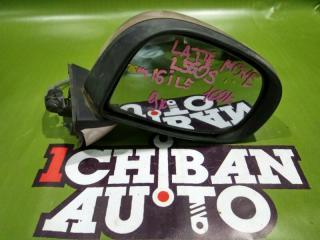 Запчасть зеркало бокового вида переднее правое DAIHATSU MOVE LATTE
