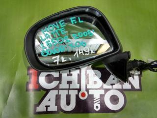Запчасть зеркало бокового вида переднее левое DAIHATSU MOVE LATTE 2005