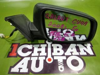 Запчасть зеркало бокового вида переднее правое MITSUBISHI GALANT FORTIS 2008