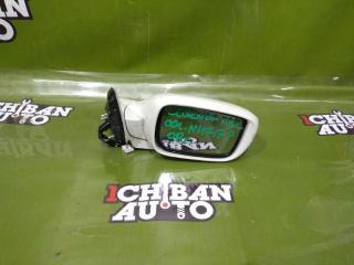 Запчасть зеркало бокового вида переднее правое HONDA LEGEND 2009г