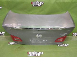 Крышка багажника NISSAN SKYLINE 2007