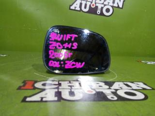 Зеркало-полотно переднее правое SUZUKI SWIFT 2005