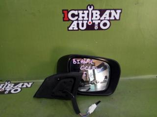 Зеркало бокового вида переднее правое MAZDA BIANTE CCEFW контрактная