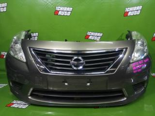 Nose cut NISSAN LATIO 2013