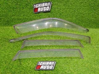 Ветровики комплект MITSUBISHI DINGO