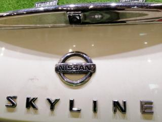 Крышка багажника задняя SKYLINE CKV36
