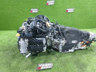 Двигатель SUBARU FORESTER 2020