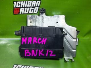 Блок предохранителей NISSAN MARCH