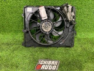 Запчасть вентилятор радиатора двс BMW 320i
