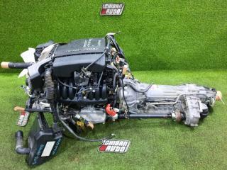 Двигатель TOYOTA MARK II BLIT 2002г.