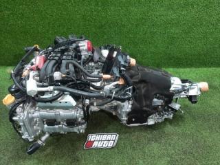 Двигатель SUBARU XV 2020
