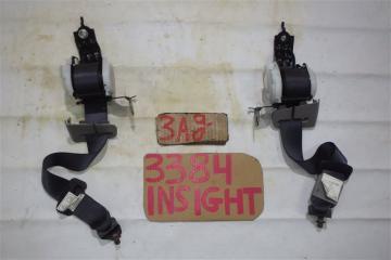 Ремень безопасности задний левый HONDA INSIGHT 2009