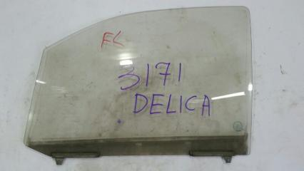 Запчасть стекло двери переднее левое MITSUBISHI DELICA