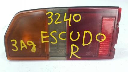 Стоп-сигнал задний правый SUZUKI ESCUDO 09.1990
