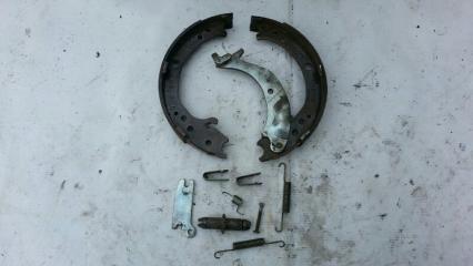 Механизм стояночного тормоза задний левый HONDA CRV