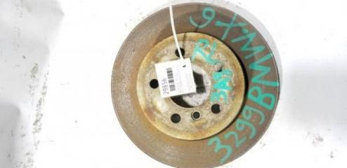 Тормозной диск задний левый BMW X6 11.2008