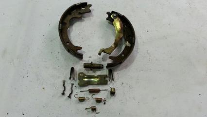 Механизм стояночного тормоза задний правый HONDA CRV