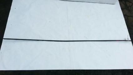 Запчасть молдинги на крыше левые MAZDA MPV 06.1996