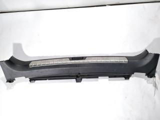 Пластик замка багажника BMW X6 11.2008