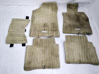 Коврики комплект NISSAN TEANA 2008