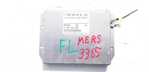 Блок управления abs электронный Mercedes-Benz S-CLASS 22.06.1999