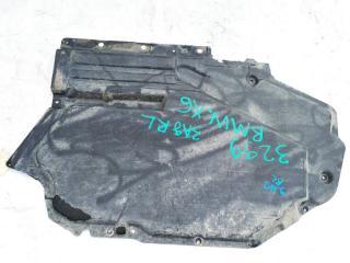 Защита задняя левая BMW X6 11.2008