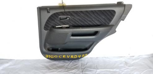 Обшивка дверей задняя правая HONDA CRV