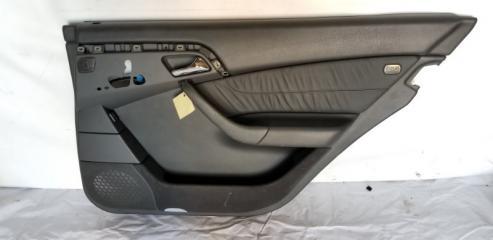 Обшивка дверей задняя правая Mercedes-Benz S-CLASS 2001