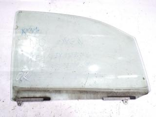 Запчасть стекло двери переднее правое MITSUBISHI DELICA 1997