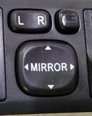 Запчасть блок управления зеркалами TOYOTA COROLLA FIELDER 2005