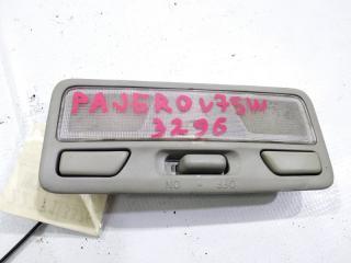 Светильник салона передний MITSUBISHI PAJERO 2000.03