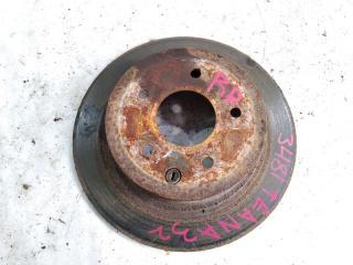 Тормозной диск задний правый NISSAN TEANA 2009