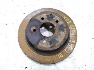 Тормозной диск задний левый NISSAN XTRAIL 11.2008
