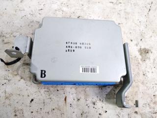 Блок управления abs электронный NISSAN XTRAIL 2001
