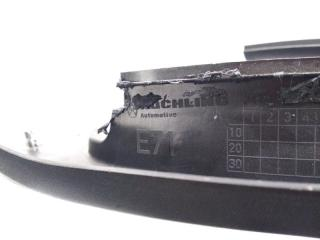 Обшивка салона задняя левая X6 2008 E71 N54B30A