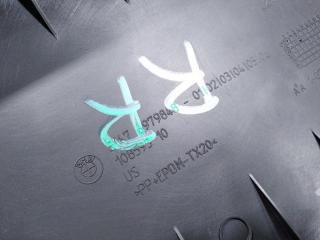 Обшивка стойки кузова задняя правая BMW X6 E71 N54B30A
