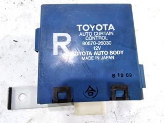 Блок управления шторками правый TOYOTA HIACE 1996