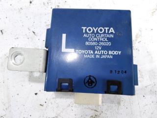 Блок управления шторками левый TOYOTA HIACE 1996