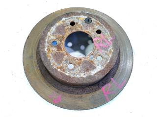 Тормозной диск задний левый NISSAN XTRAIL 2008