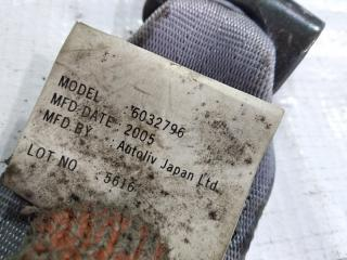 Ремень безопасности задний правый MAZDA AXELA BK5P Z6