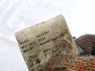 Ремень безопасности задний левый MAZDA AXELA BK5P Z6