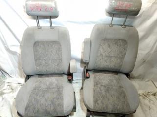 Запчасть сидение заднее левое MAZDA MPV 06.1996