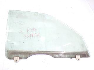 Стекло двери переднее правое HONDA CRV 1998