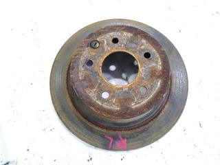 Тормозной диск задний левый NISSAN TEANA 2007