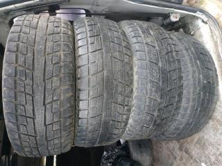 Комплект из 4-х Шина R18 / 265 / 60 Японские зимние колёса YOKOHAMA GEOLANDAR i/T-S 265/60R18 Land200 GX470 Prado R18